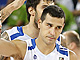 6. Nikos Zisis (Greece), 7. Vassilis Spanoulis (Greece), 8. Nick Calathes (Greece)